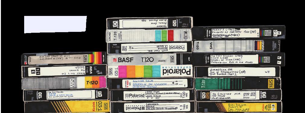 digitalizace videokazet