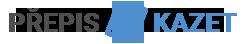Přepis kazet Logo