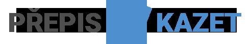 Přepis kazet Retina Logo